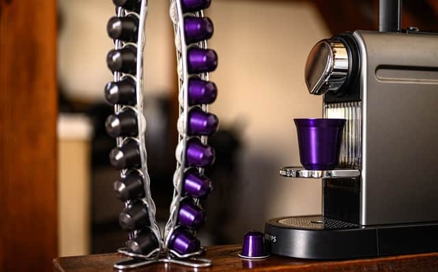 Nespresso kaffekapsler