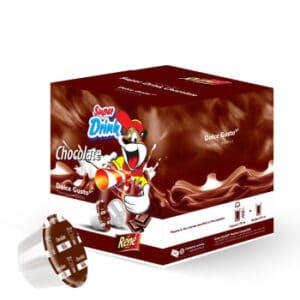 dolce gusto cafe rene chocolate kids