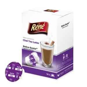 dolce gusto caferene chai tea latte