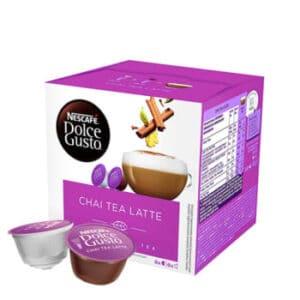 dolce gusto nescafe chai tea latte