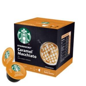 dolce gusto starbucks caramel macchiato