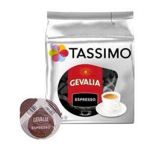 tassimo gevalia espresso kaffekapsler
