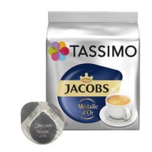 tassimo jacobs medaille dor